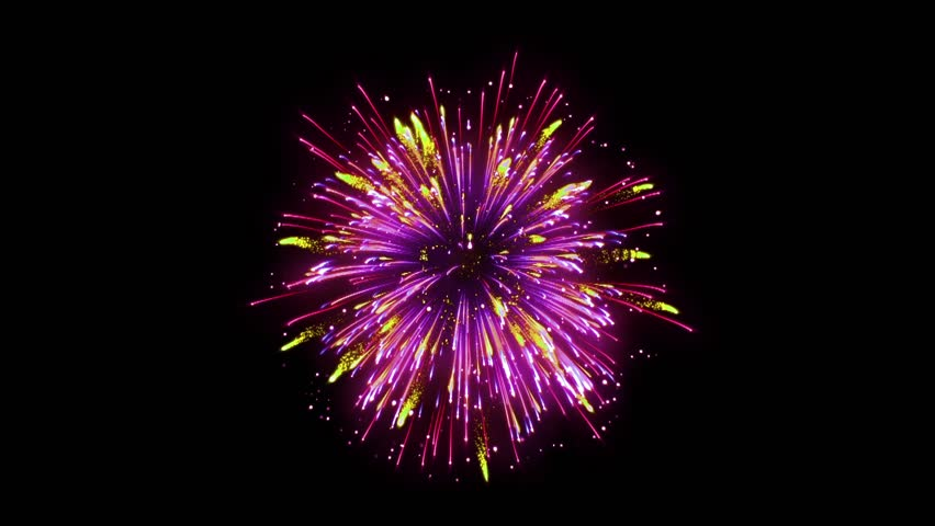 Super Firework Colorful, Holliday, Celebration, New Year, The 4th of July, Christmas, Festival | Shutterstock HD Video #1005607195