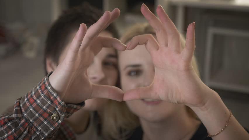 clips video Lesbian teens