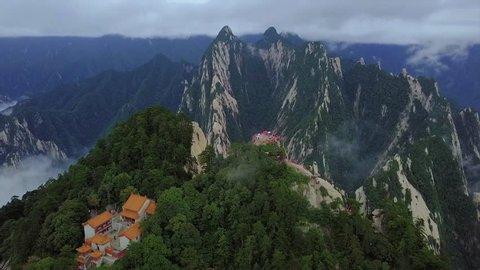 China sity mountain