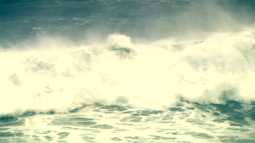 Ocean waves, tsunami waves, Hurricane, Typhoon | Shutterstock HD Video #1007295325