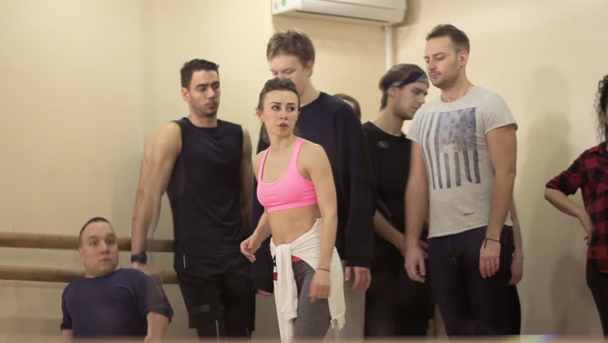 Very video with dancing midget final, sorry