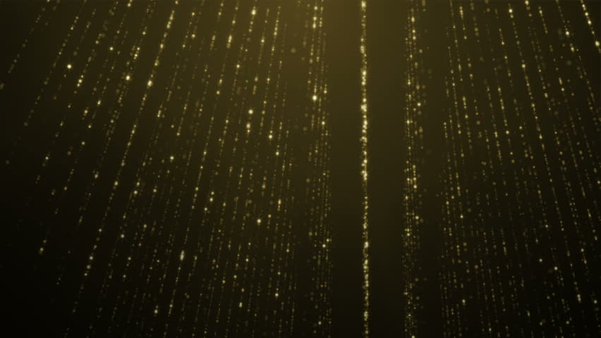 Glittering golden light wall background 15313597 gold particles glitter rain awards abstract background loop wall 4k stock footage clip mozeypictures Image collections