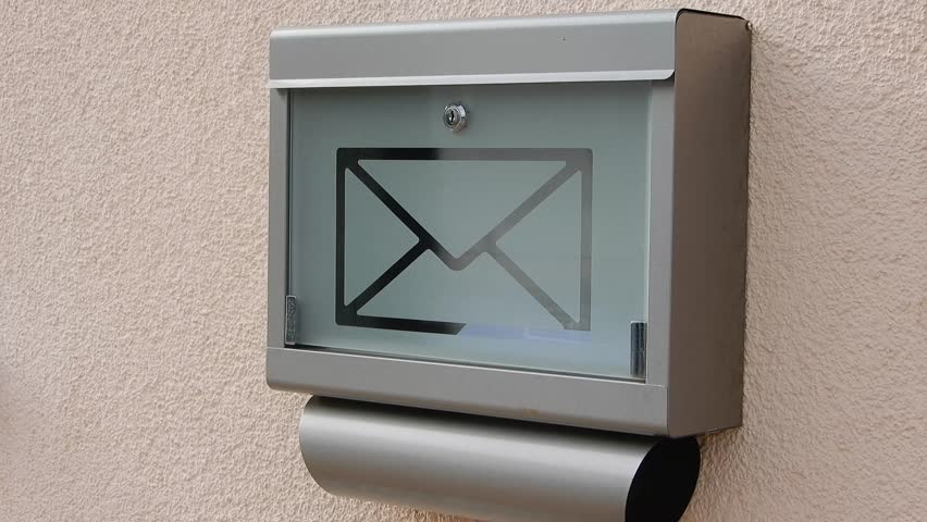 Header of postbox