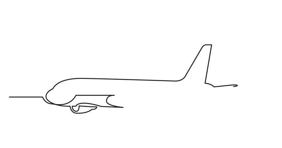 Animation Of One Line Drawing Vidéos De Stock 100 Libres De Droit 1008538885 Shutterstock