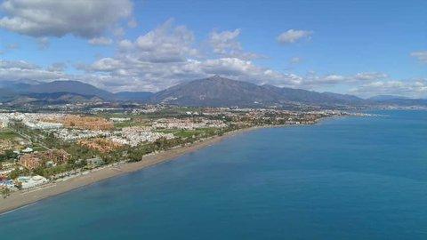 San Pedro de Alcantara - Marbella Drone
