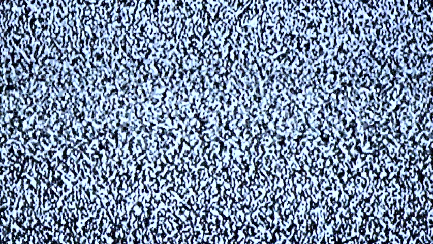 TV static effect,  lost signal and noise. Glitch TV picture | Shutterstock HD Video #1008961265