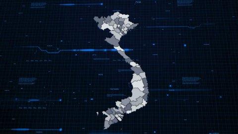 Vietnam Network Map