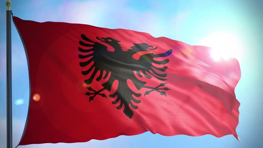 Header of Albania