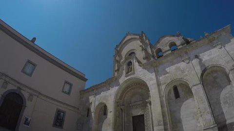 matera basilicata church italy