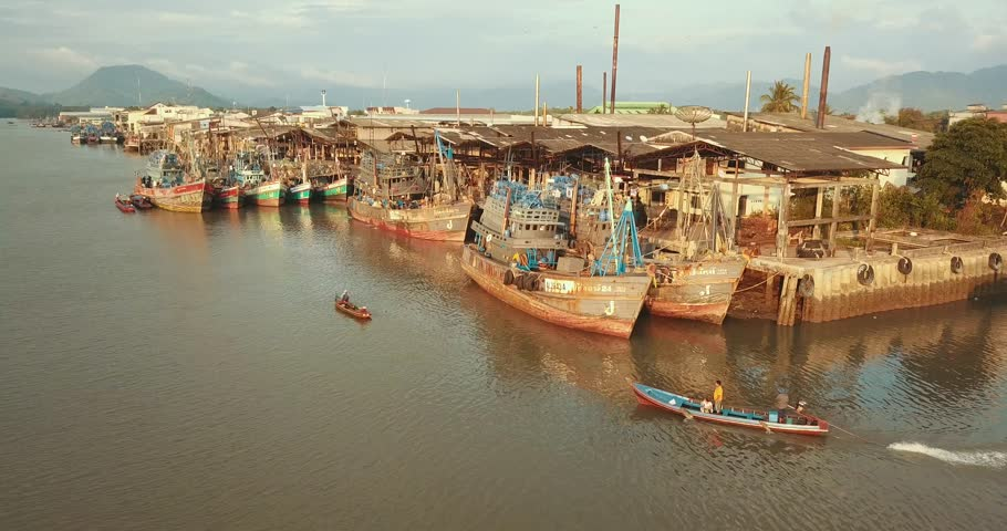 Ranong Port