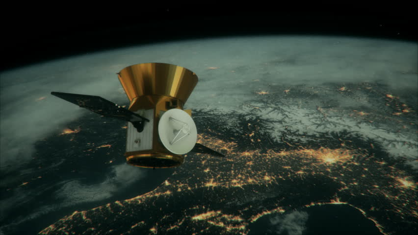 NASA TESS - Transiting Exoplanet Survey Satellite. Highly realistic animation depicting the space agency's newest satellite launched in April 2018. 4K UHD. 16-bit color depth. Broadcast quality. | Shutterstock HD Video #1010022245