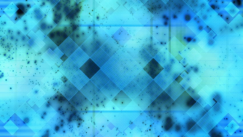 Particles lines and shapes VJ loop in blue   Shutterstock HD Video #1010209685