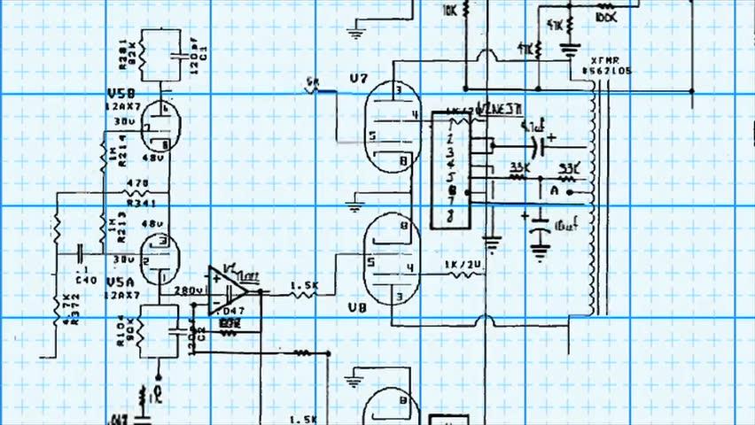 Electronics circuit component | Shutterstock HD Video #1011702185