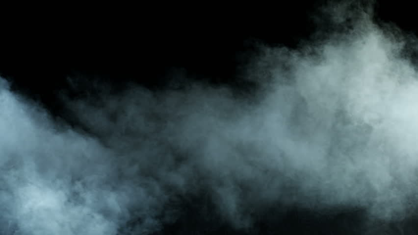 Smoke on a black background - realistic overlay for different projects (Red Epic Shoot) #1012057115