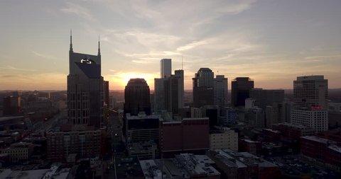 Nashville Aerial Shoot 2/6