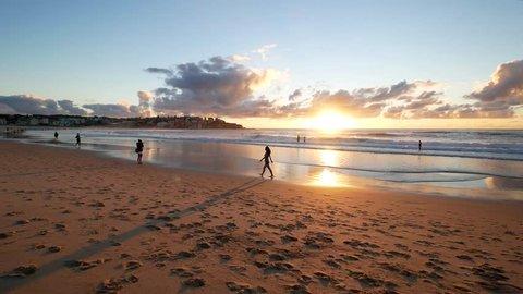 Bondi Beach Morning