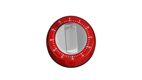 Kitchen Timer. Looped. Alpha Channel Included. Easy to use.