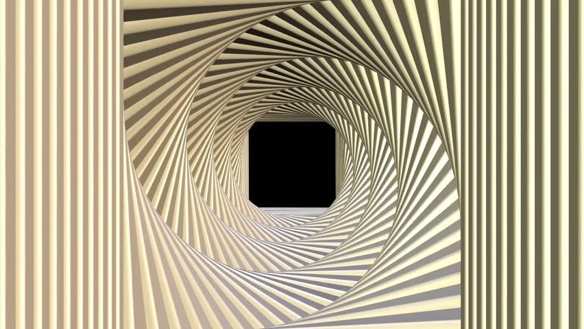 Passage strange entrance tunnel   Shutterstock HD Video #1013142455