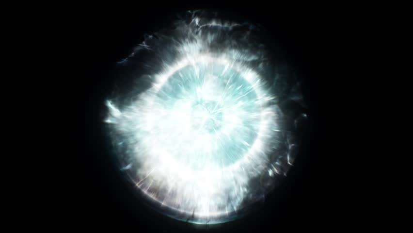 Chaotic motions of a quantum particle in an abstracted crystal ball in a dark background #1013144825