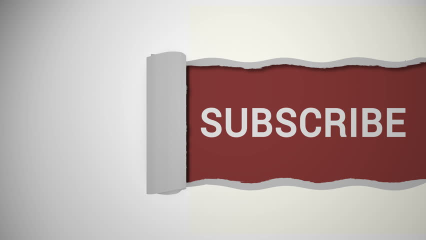 Subscribe sign concept | Shutterstock HD Video #1013307065