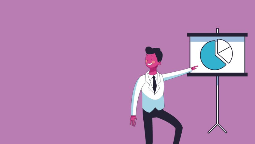 Business and people HD animation | Shutterstock HD Video #1013564375
