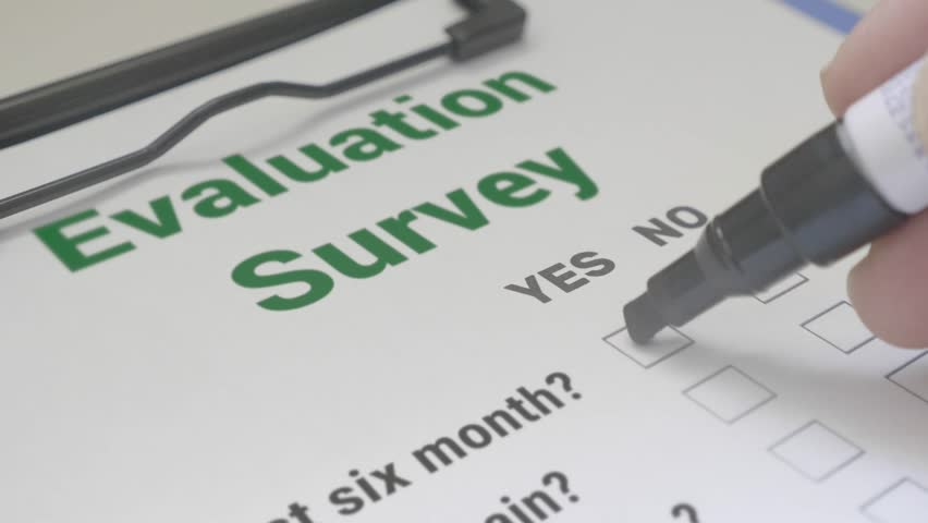 Evaluation Survey Papers | Shutterstock HD Video #1013586875