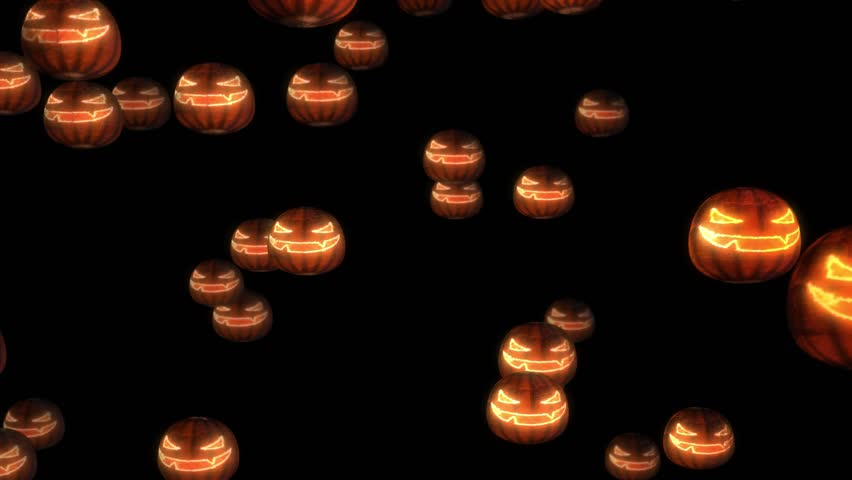 Loopable scarry and spooky burning pumpkin face backround animations. For projection on walls, screens, objects. or for partys or your horror fun house or for some advertising and marketing. | Shutterstock HD Video #1013721575
