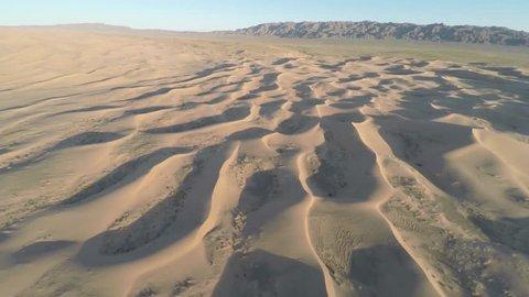 Mongolia, Gobi Desert area