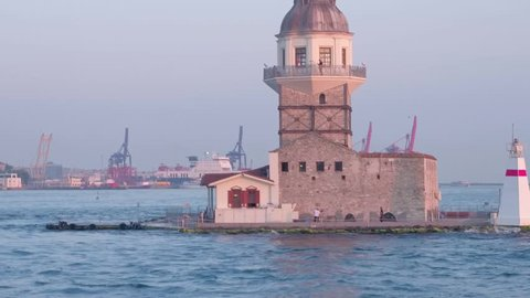 View of Maiden's Tower