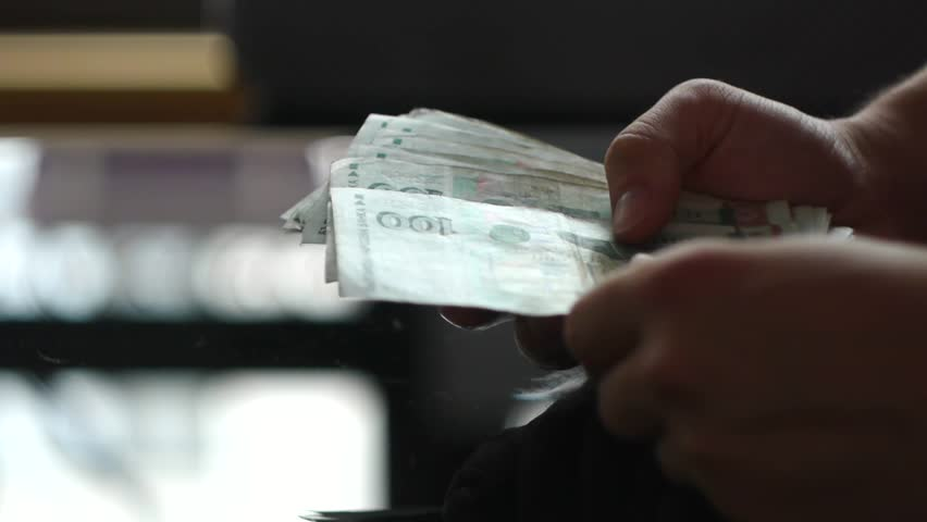 Man Counting Money; Money Counting | Shutterstock HD Video #1014325115