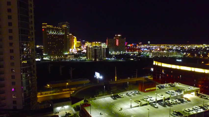 Aerial shot of Las Vegas, Nevada, United States | Shutterstock HD Video #1014938395