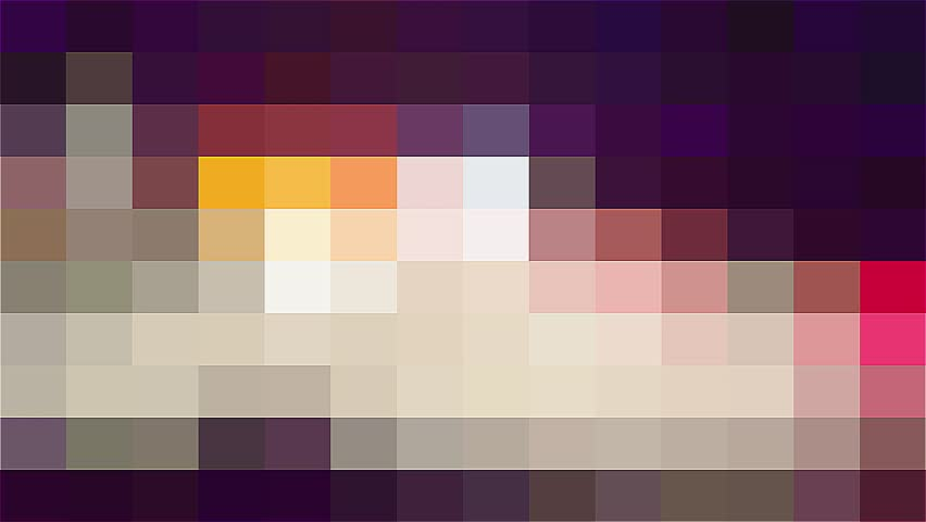 Abstract motion of color pixels video full hd | Shutterstock HD Video #1015869535