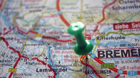 Travel to Bremen, Germany