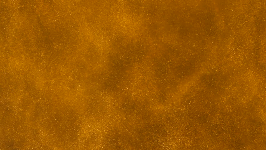 Gold ink in water shooting with high speed camera. Golden glitter sand or dust creating abstract cloud formations metamorphosis. Art backgrounds. Macro view. | Shutterstock HD Video #1016298565