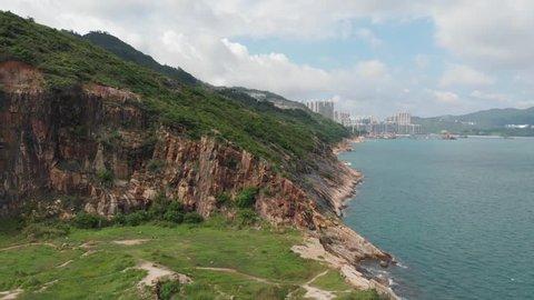 Hong Kong Old Lei Yue Mun Quarry.