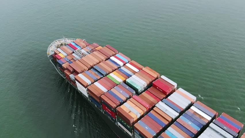 May 29,2018 Thailand  : The cargo will be shipped from Thailand to Singapore, Hong Kong and Malaysia. It is an important international trade #1016965255