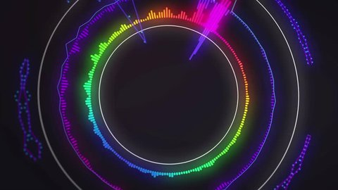 Sound Waves Stock Video Footage - 4K and HD Video Clips | Shutterstock