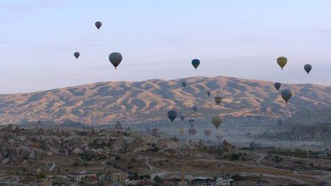 Cappadocia balloons - Kapadokya Balonlar