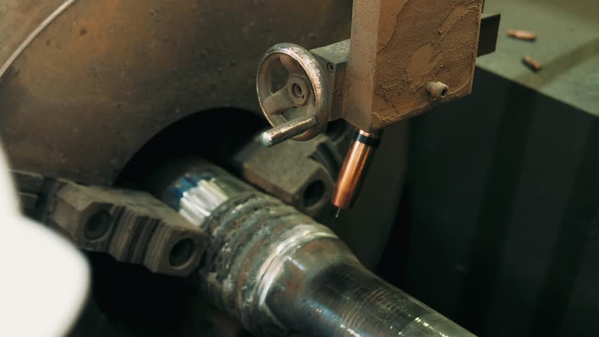 Hardbanding Welding Process Close-up  Drill Stock Footage Video (100%  Royalty-free) 1018965625 | Shutterstock