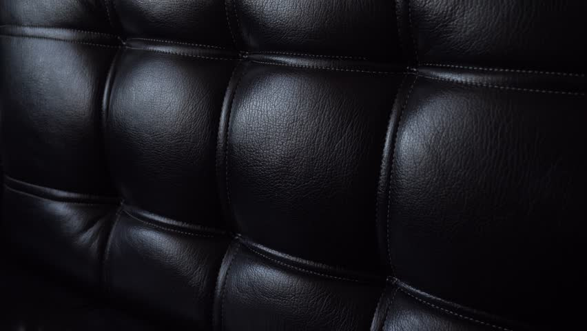 Texture of Beautiful Black Leather Stock Footage Video (100% Royalty-free)  1019398675 | Shutterstock