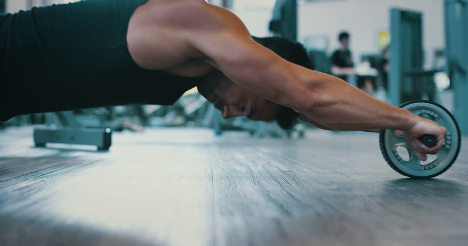 Super Guy Bodybuilder In The Gym Stock Footage Video 100 Royalty Free 1019894755 Shutterstock Gmtry Best Dining Table And Chair Ideas Images Gmtryco