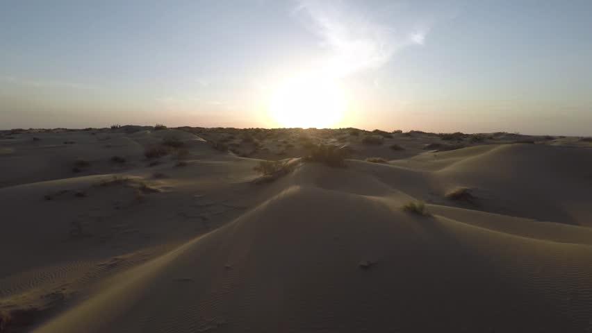 Kazakhstan. Mangistau. Ustyurt Plateau. Desert. #1020644785