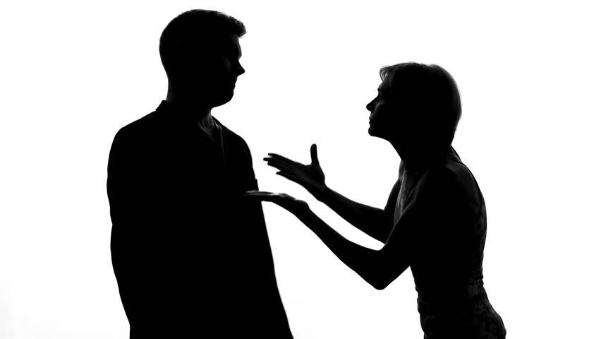 7 Tanda Hubungan dengan Pasangan dalam Masalah