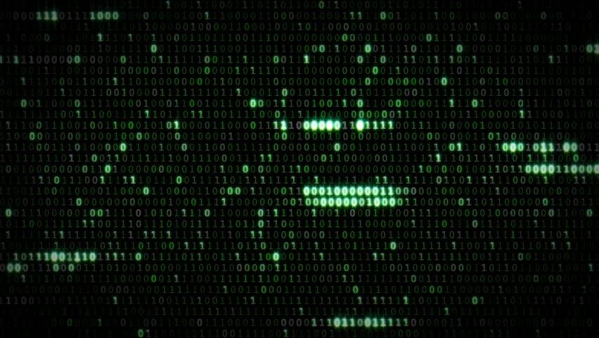 Binary code | Shutterstock HD Video #1021844035