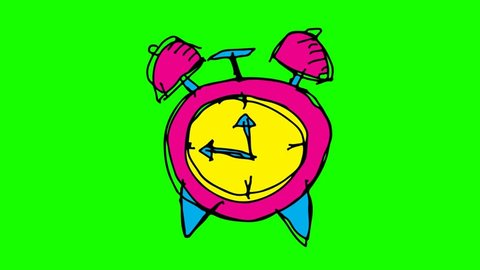 1000 Clock Drawing Wall Stock Video Clips And Footage Royalty Free