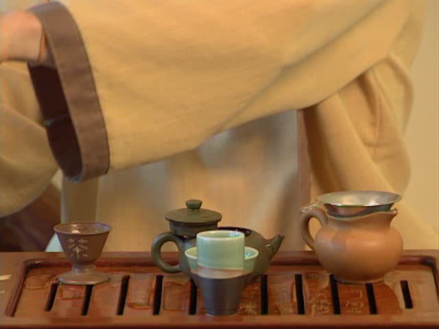 Episode #6, Tea ceremony, PAL