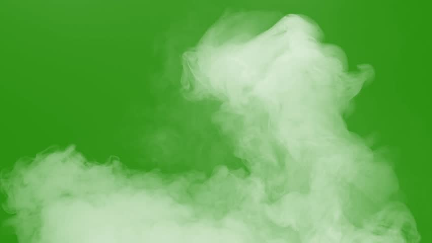 Smoke with green screen | Shutterstock HD Video #1022781445