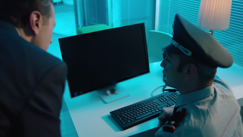 Police Detectives Working Together in Stock Footage Video (100%  Royalty-free) 1022938675 | Shutterstock