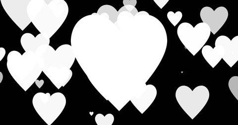 Transition masks animation pack  saint valentine day