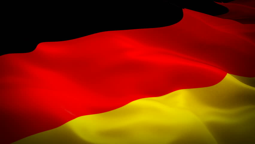 Germany Flag Video Waving in Stock Footage Video (100% Royalty-free)  1023706585 | Shutterstock